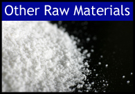 other raw materials